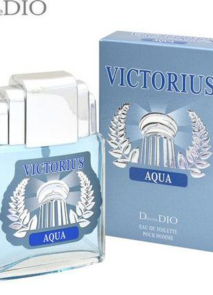 Туалетная вода VICTORIUS AQUA 90 ml