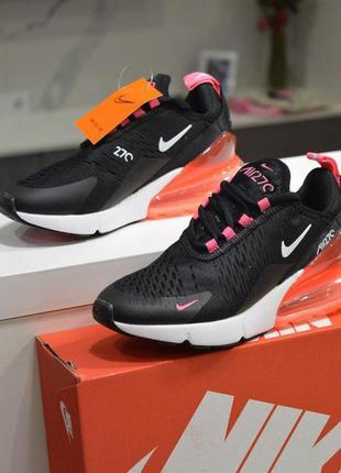 Распродажа! шикарные женские кроссовки nike air max 270 😍 (вес...