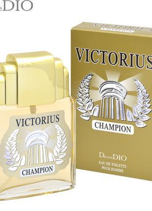 Туалетная вода VICTORIUS CHAMPION 90 ml