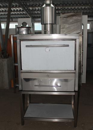 Хоспер ПДУ-1200, печь на дровах,мангал