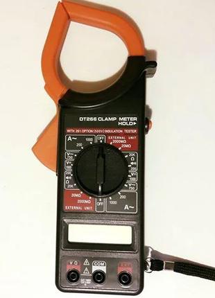 Тестер (Мультиметр) DT266 FT