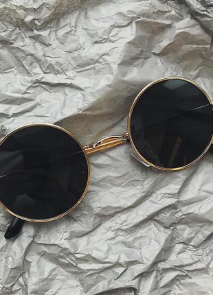 New солнцезащитные поляризованные очки круглые очки