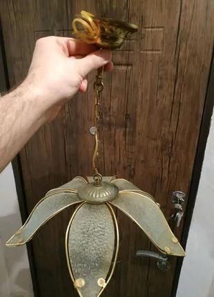 Светильник, люстра ясенец