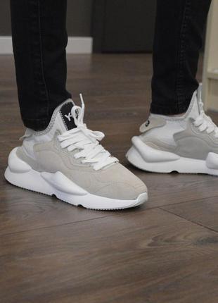 Распродажа! шикарные женские кроссовки y-3 kaiwa chunky 😍 (вес...