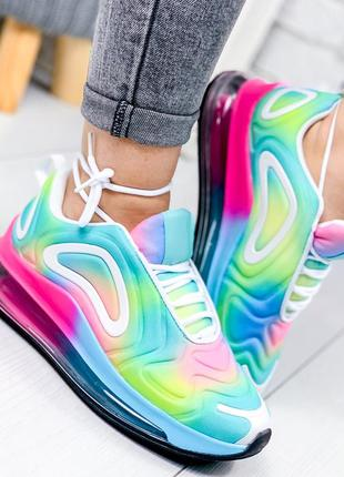 ❤ женские разноцветные кроссовки ❤