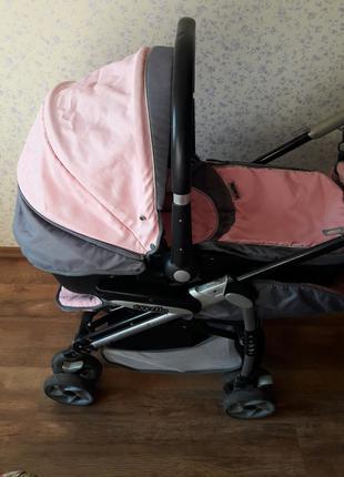 Детская универсальная коляска 2 в 1 EVERFLO
