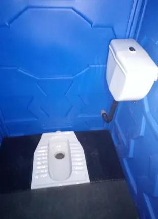 Туалет уличный с Чашей Генуя