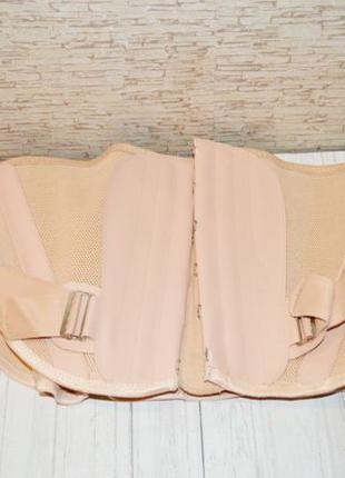 Ортопедический бандаж пояс для спины Tigges Германия