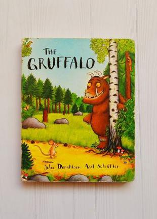 Детская книга на английском Груффало Gruffalo