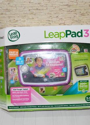 Детский игровой планшет Leap pad 3 УЦЕНКА