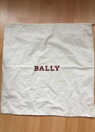 Bally пыльник большой 48*49