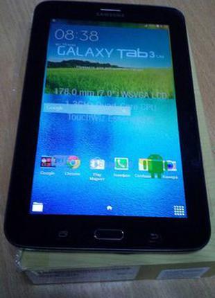 Планшет Samsung Galaxy Tab 3 7.0 Lite 8Gb T116 3G черный