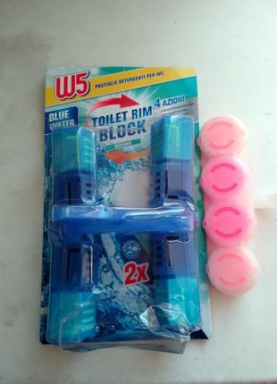 Туалетные блоки W5