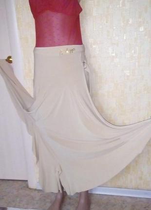 Фирменная ассиметричная юбка на запах/юбка ассиметрия/юбка/спи...
