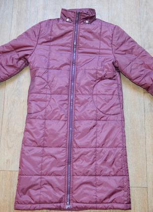 Пальто на девочку 134см германия