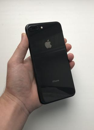 Apple iPhone 8 Plus 64gb Black Neverlock