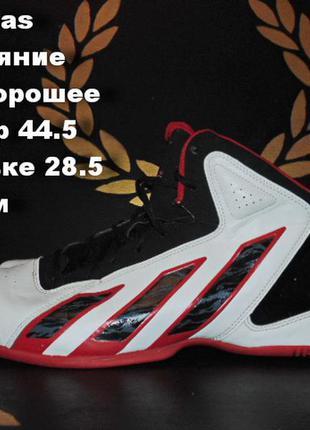 Adidas кроссовки баскетбольные размер 44.5
