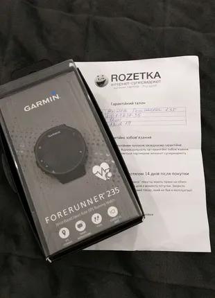 Смарт часы Garmin Forerunner 235