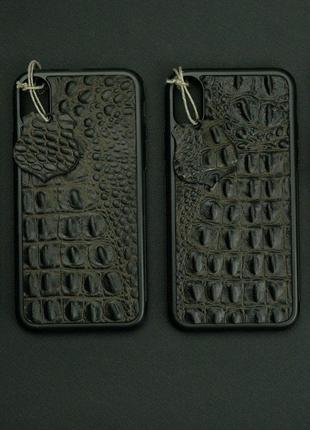 Кожаные чехлы для iPhone