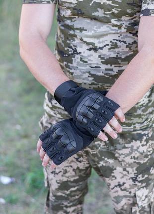 Тактичні рукавиці каучук/перчатки тактические
