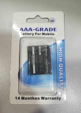 Аккумуляторы к мобильным телефонам Б/У Батарея Samsung E950