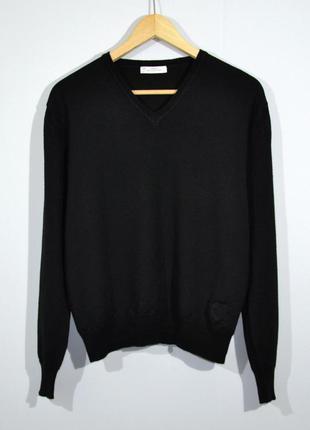 Свитер versace collection wool jumper