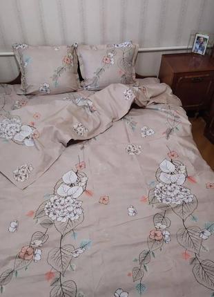 Элитное постельное белье из натуральной ткани