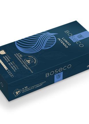 Кофе в капсулах Boseco, капсульное кофе формата nespresso (10 шт)
