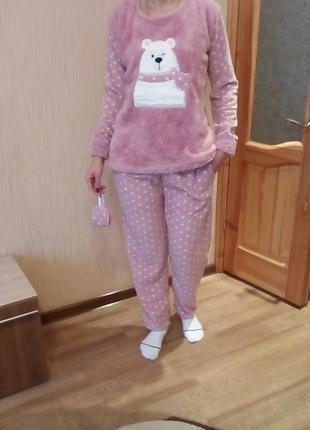 Супер мягкая пижама