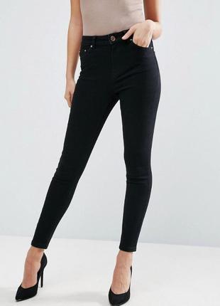 ❤️завышеные джинсы скинни 28 размер