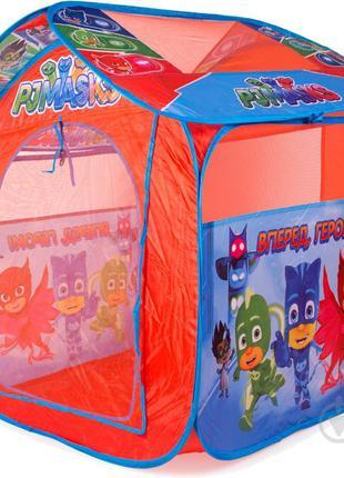 Игровой домик PJ Masks Герои в масках