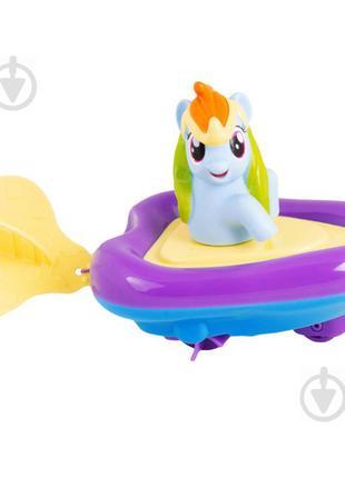 Игровой набор Перо ТМ My Little Pony Заводной Челнок Рейнбоу Д...