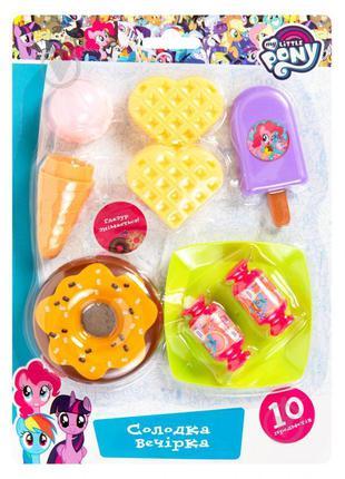 Игрушечный набор Перо Сладкая вечеринка My Little Pony