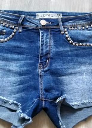 !продам новые женские летние джинсовые короткие шорты