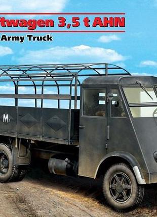 Сборная модель ICM грузовой автомобиль немецкой армии второй м...