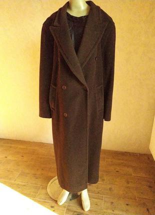Кашемировое итальянское  пальто