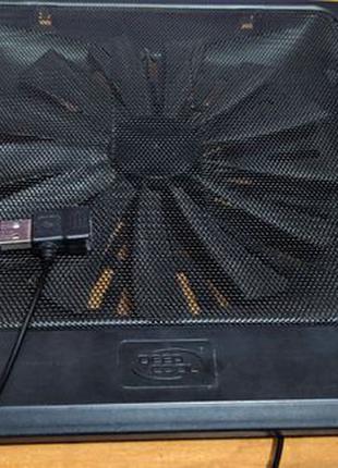 Отличная и тихая охлаждающая подставка под ноутбук DeepCool N300