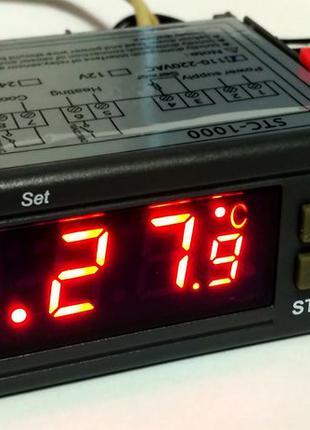 Цифровой терморегулятор STC-1000 220V