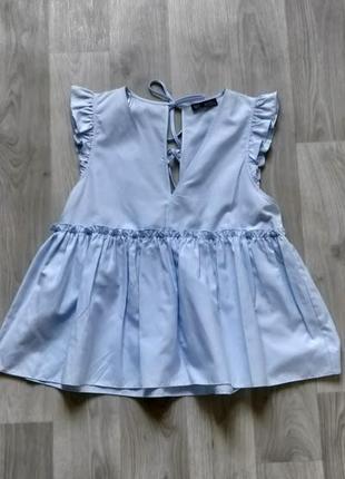 !продам новую женскую летнюю блузку топ zara