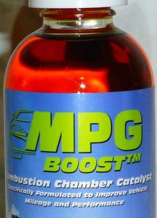 MPG BOOST экономия топлива до 30%
