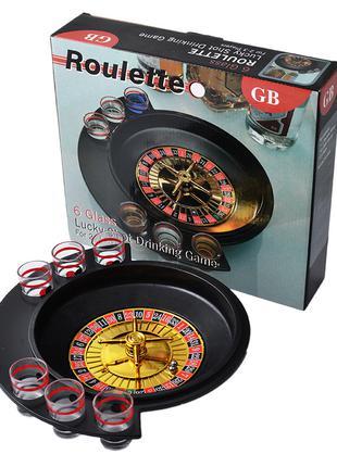 Алко Рулетка (пьяная рулетка) GBA066-1