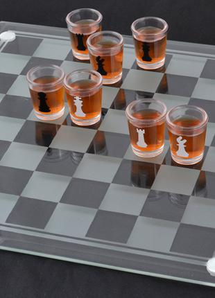 Алко игра шахматы (24х24см) №086s