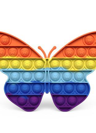 Антистрес іграшка Pop It Метелик пупырка 5072