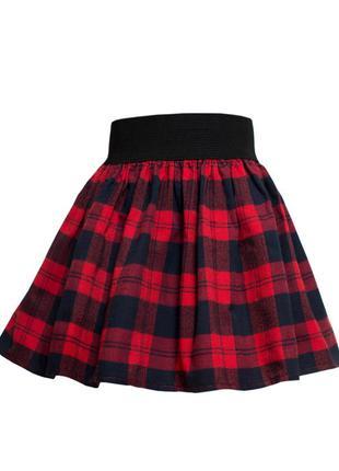 Нарядная и практичная юбка в школу, на прогулку