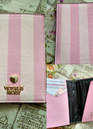 Обложка для паспорта victoria's secret, victorias secret