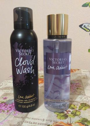 Мист, спрей love addict victoria's secret, victorias secret