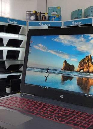 "HP Omen 15 | 15.6"" FHD IPS | i7-7700HQ 3,8 GHz | NVIDIA 1050 T..."