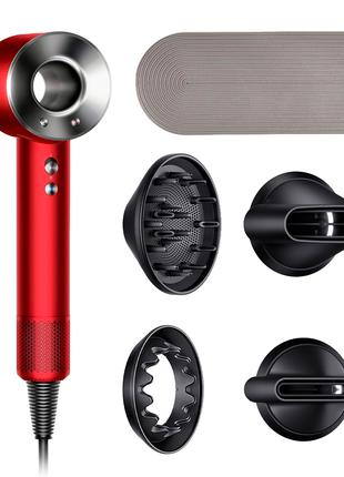 Фен Dyson Supersonic HD03 Red (Дайсон суперсоник червоний)