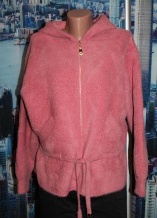 Пальто куртка альпака