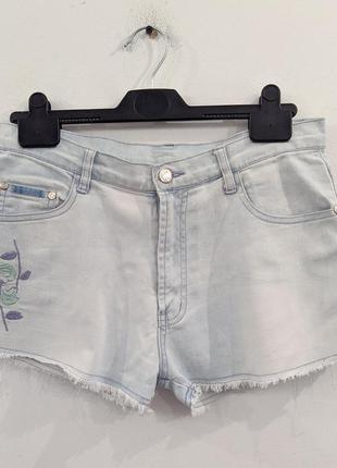 Шорты джинсовые newline